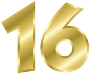 number 16 golden number Clients code of conduct