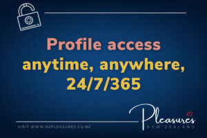 Profile management is in your hands with access to your profile anytime, anywhere, 24/7/365